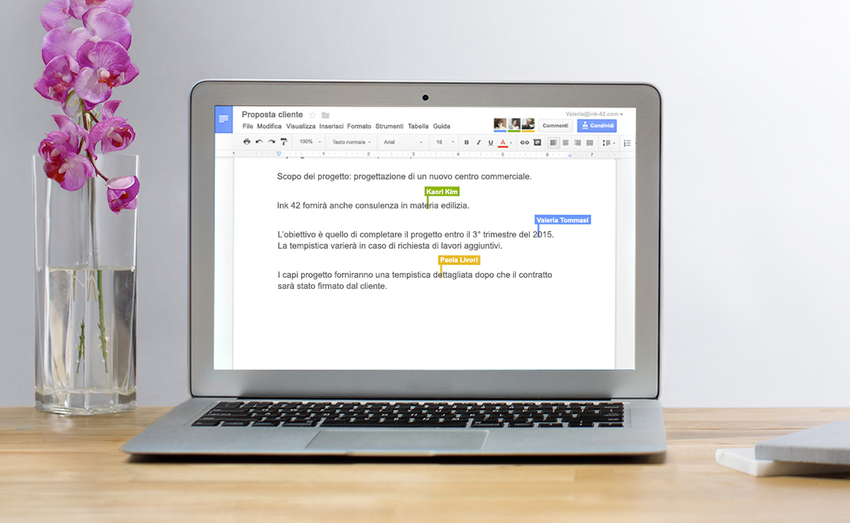 Google Docs Alternative a Office per Mac