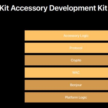 WWDC 2018: Homekit su Mac,  nuovo kit di sviluppo e nuovi dispositivi Telecomando