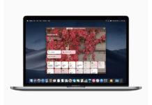 L'app Casa per Mac su macOS 10.14