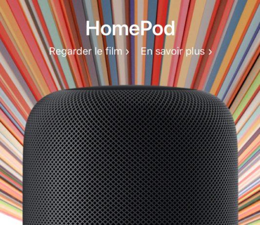 HomePod oggi disponibile in Francia, Germania e Canada