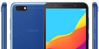 Huawei Honor 7s (2018)