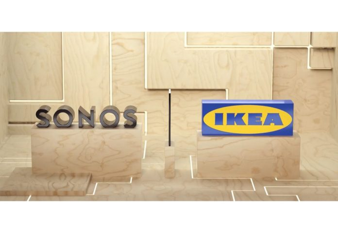IKEA e Sonos annunciano Symfonisk, gli speaker senza fili per tutte le tasche