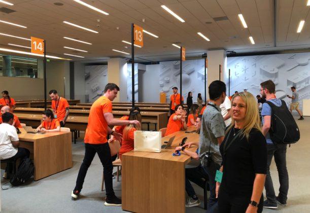 WWDC 2018, gli sviluppatori in visita al campus Apple