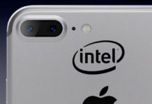 Intel iPhone con chip-mode di Intel