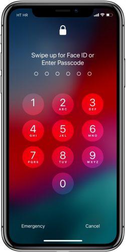 Con iOS 12 maggiore sicurezza: al riavvio di iPhone scompaiono temporaneamente due funzioni
