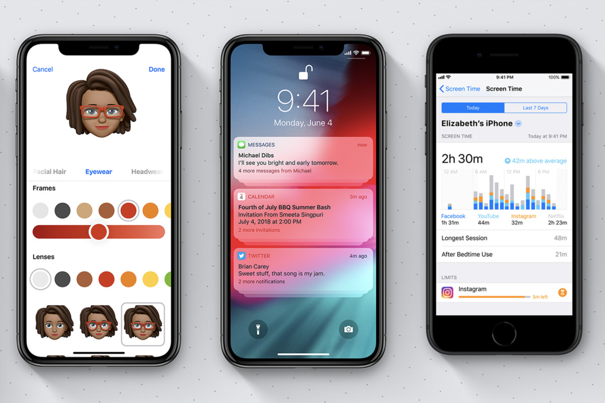 velocità iOS 12 contro iOS 11.4