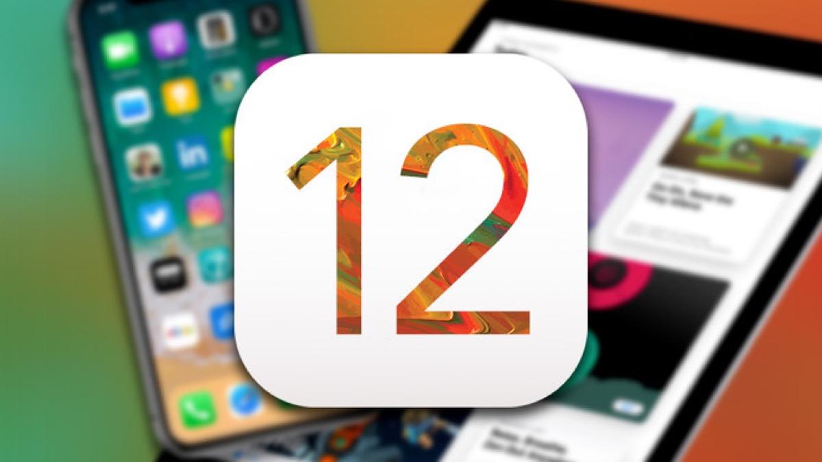 novità di iOS 12, le piccole non annunciate da Apple