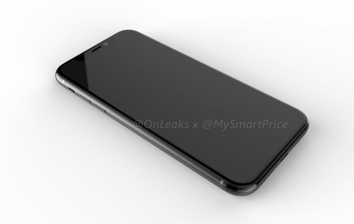 iPhone X 2018 foto rendering il nuovo iPhone 9