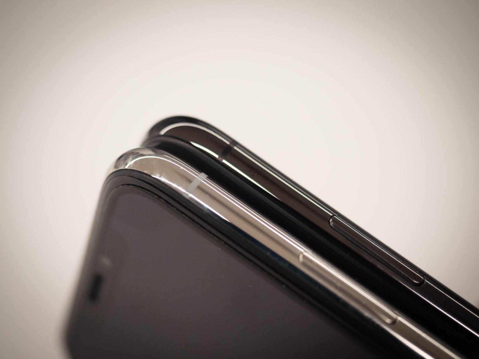 Le antenne degli iPhone Xs