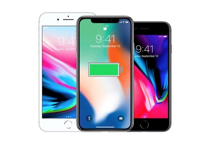 Ricarica veloce prevista in arrivo sugli iPhone 2018 e anche sui nuovi iPad