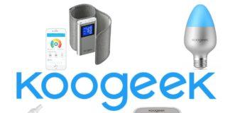 Sconti: lampada smart Homekit, termometro e misuratori di pressione arteriosa compatibili salute