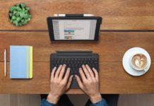 Logitech aggiorna le custodie tastiere Slim Combo e Slim Folio per la sesta generazione di iPad