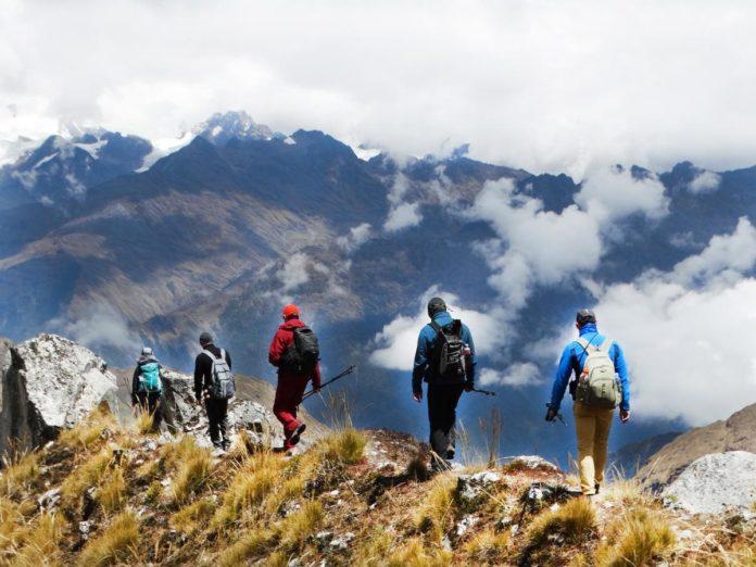 Le migliori app iPhone per fare trekking