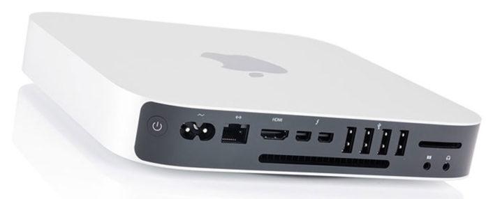 Espandere la memoria RAM del Mac mini