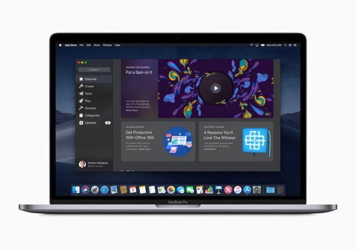 Ecco il nuovo Mac App Store, completamente ridisegnato