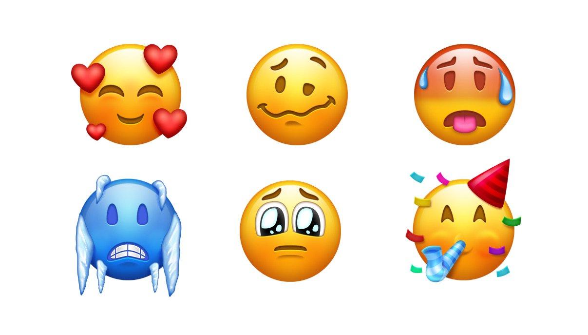 Emoji, ufficiale l'elenco dei nuovi pittogrammi emoji 2018