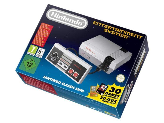 NES Classim Mini è tornato, su Amazon al normale prezzo di listino di 59 euro