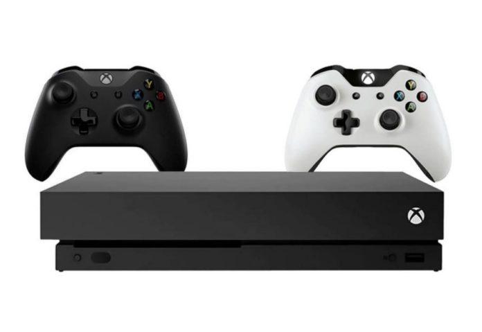 nuova Xbox foto Microsoft Xbox One