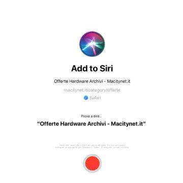 Le Shortcuts di Siri per fare cose nuove saranno adorate dai power user