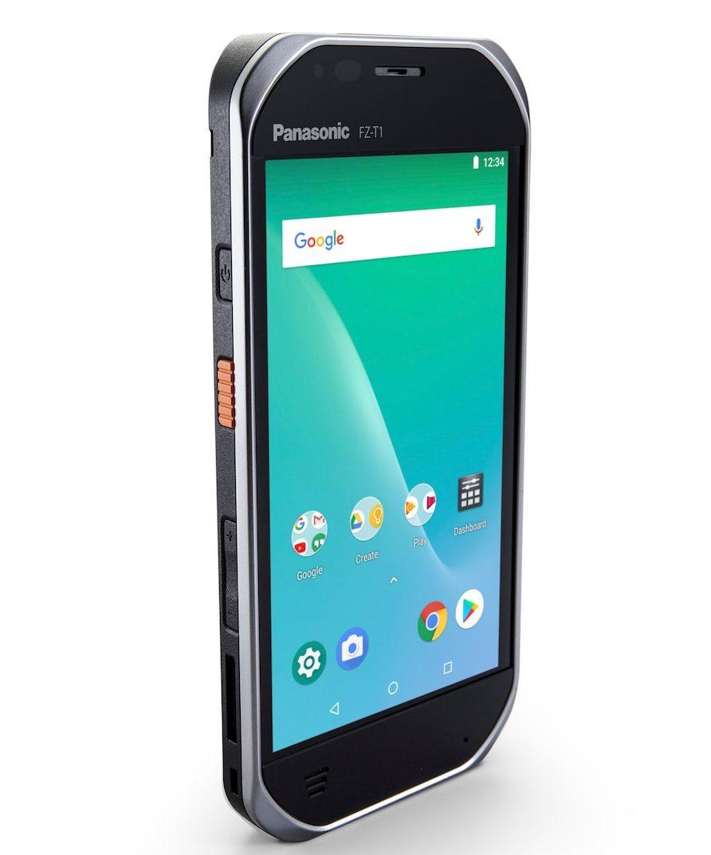 Panasonic Toughbook FZ-T1, il terminale Android per i lavori in prima linea