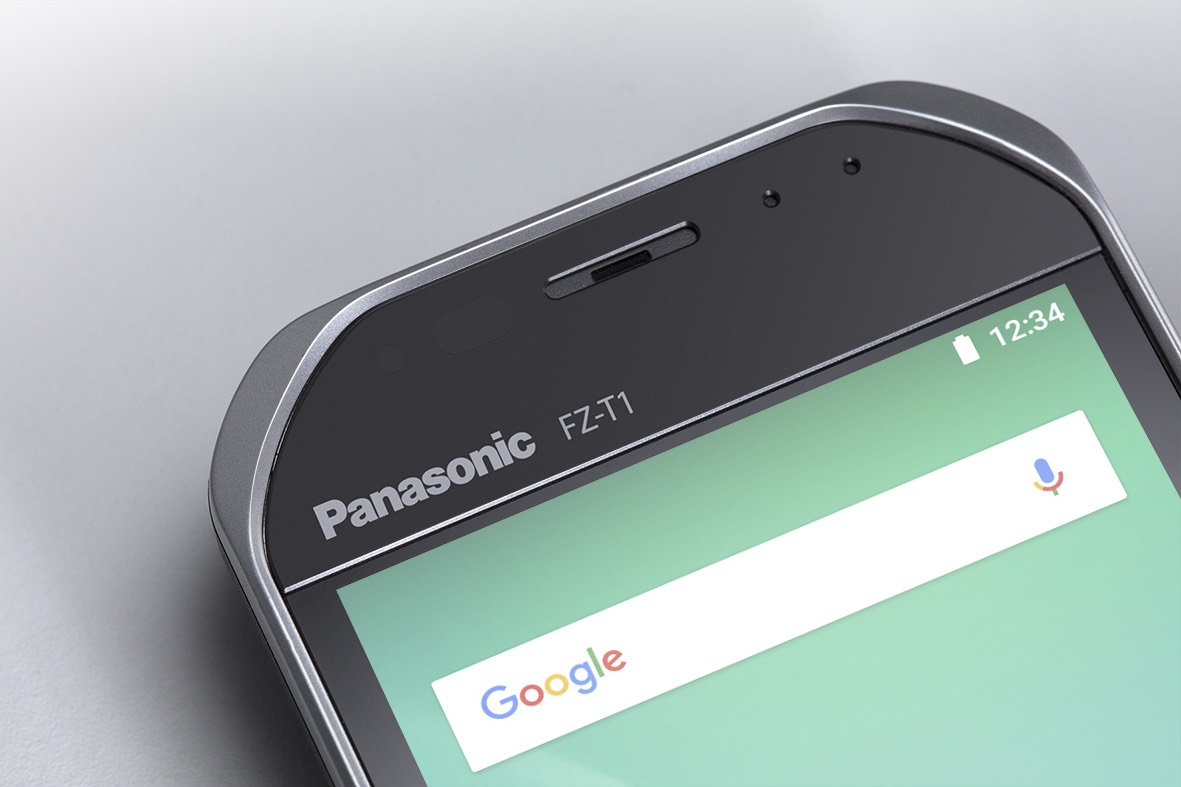 Panasonic Toughbook FZ-T1, il terminale Android per i ...