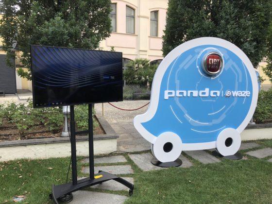 Prime impressioni su Panda Waze, con record incorporato