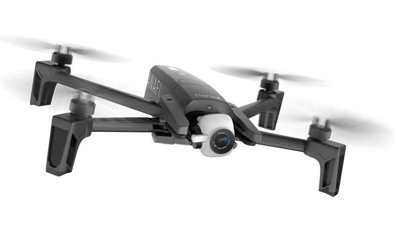 Parrot Anafi, il drone che sfida Mavic Air con 4K HDR