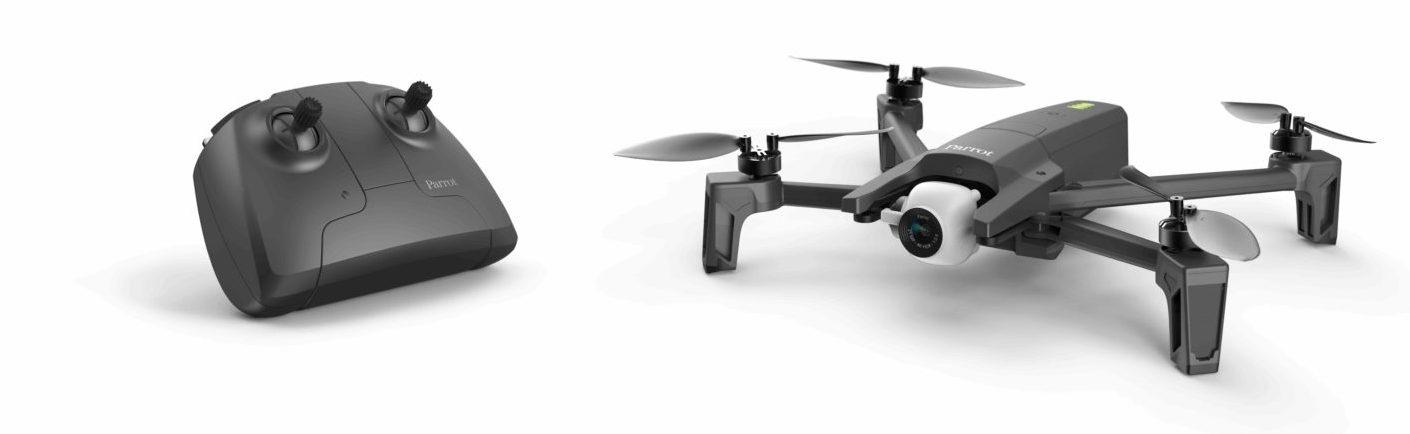 Parrot Anafi, il drone Parrot che sfida Mavic Air con 4K HDR
