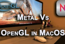 OpenGL vs Metal