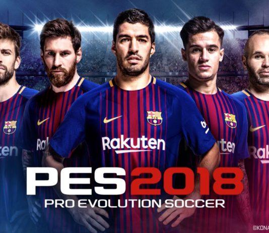 PES 2018, anche Pro Evolution Soccer per iOS gioca i mondiali 2018
