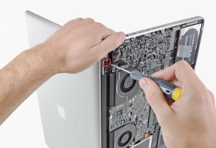 Riparazione Mac