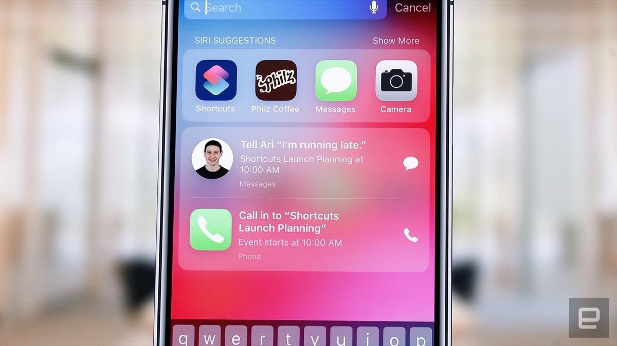 Apple annuncia iOS 12: le performance raddoppiano