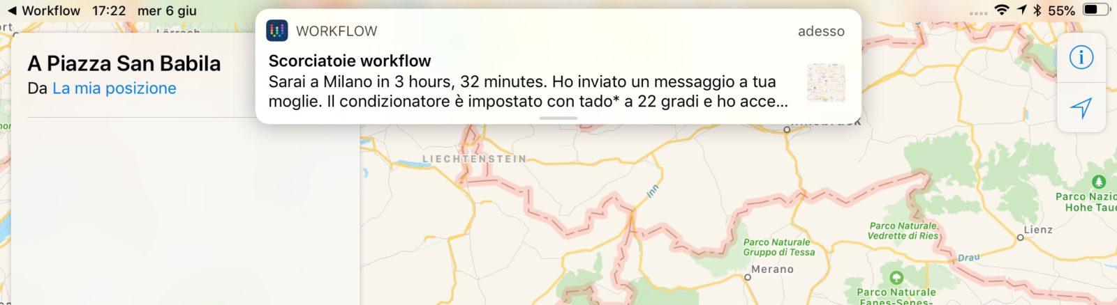 Come creare scorciatoie Siri