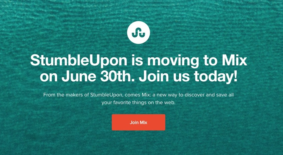 Chiude StumbleUpon, sito pioniere nella scoperta di contenuti online