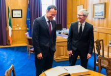Tim Cook in Irlanda annuncia l'espansione del Campus Apple di Cork