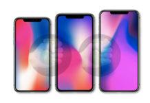 Tre iPhone 2018
