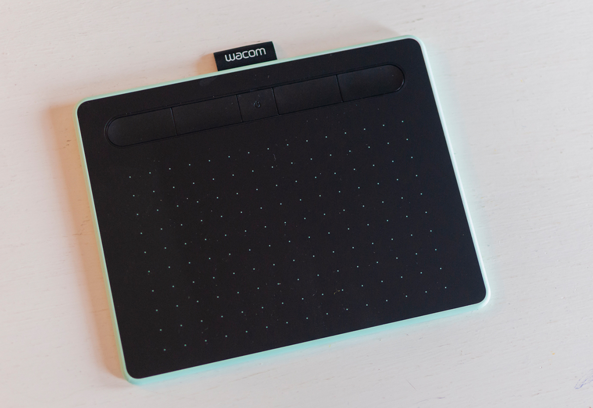 Recensione Wacom Intuos S Bluetooth per Mac e PC, precisione al