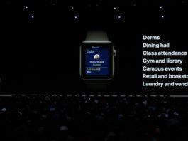 Apple ha lavorato in segreto un anno alla tessera studenti digitale in Wallet iOS 12