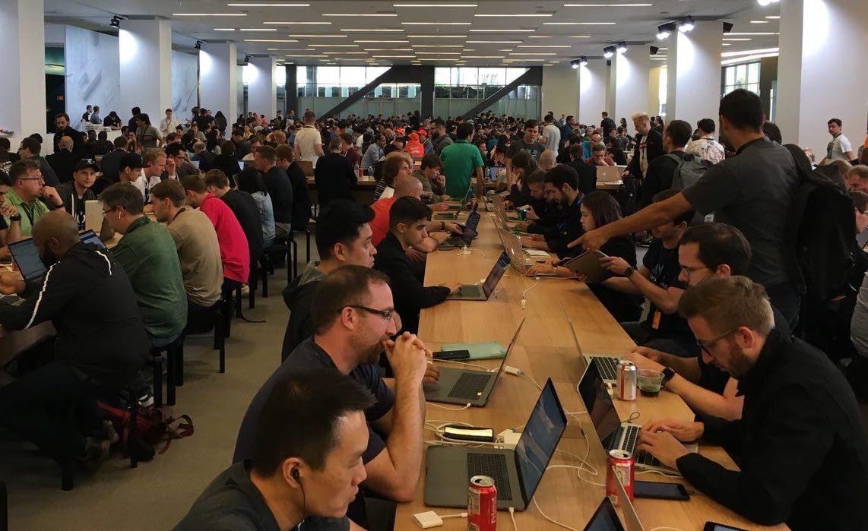 Tra formazione e curiosità per le nuove tecnologie,  l'esperienza dei giovani italiani alla WWDC 2018