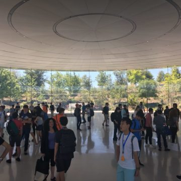La diretta WWDC 2018 di Macitynet delle 18 del 4 Giugno è già cominciata