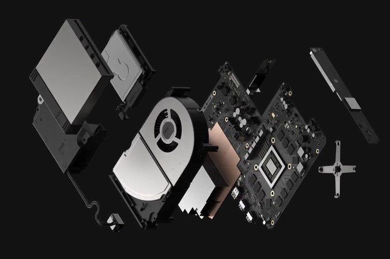 Xbox Scarlett, la nuova console Microsoft arriverà nel 2020