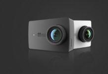 Offerta Yi 4K action cam, con codice Macitynet a 127 euro