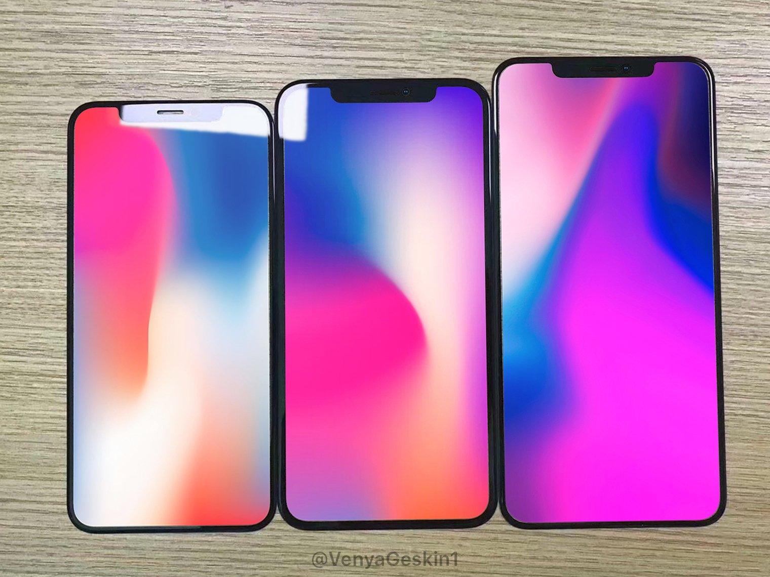 Mockup iPhone 2018