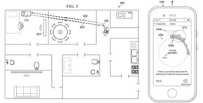 Apple vuole migliorare Trova i Miei AirPods grazie ai microfoni di iPhone