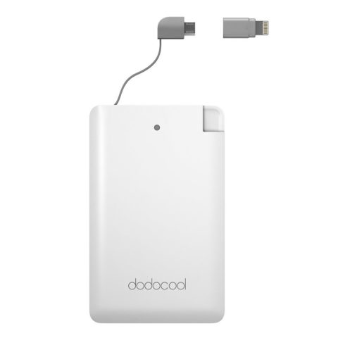 Offerte dodocool su Amazon, power bank Mfi e altri accessori in sconto