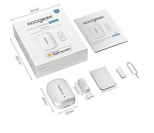Offerte Koogeek per una casa smart compatibile con HomeKit