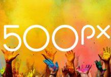 500px chiude definitivamente il suo negozio online di immagini