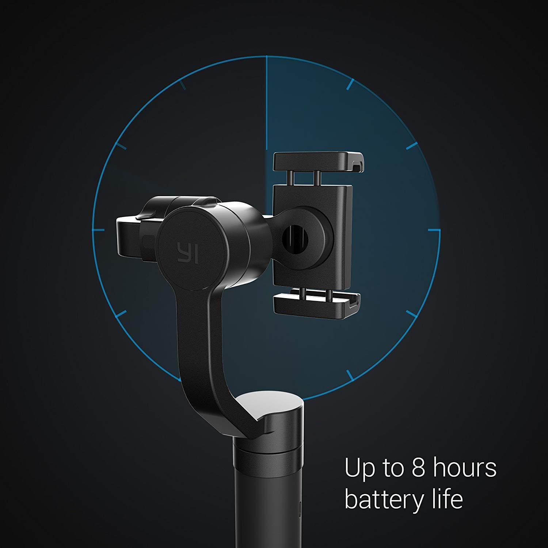 Yi Gimbal, ecco il nuovo stabilizzatore smartphone per riprese professionali
