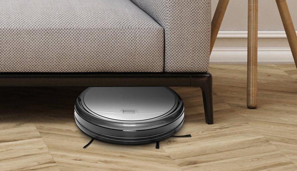 Solo per oggi: iLife 4s il robot aspirapolvere che pulisce anche le mini stanze in sconto