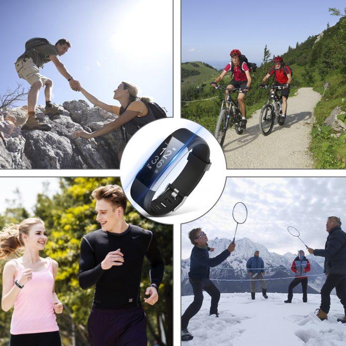 Il clone del bracciale fitness Fitbit è in offerta su Amazon a